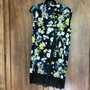 Rachel Roy Floral sheath dress